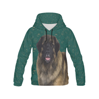 Leonburger Dog All Over Print Hoodie for Men - TeeAmazing