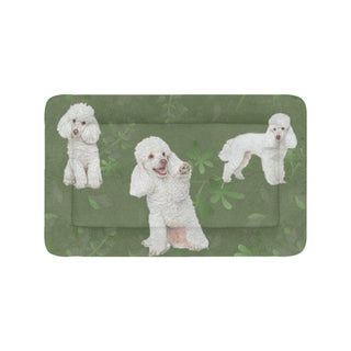 "Poodle Lover Pet Bed 42""x26"" - TeeAmazing"