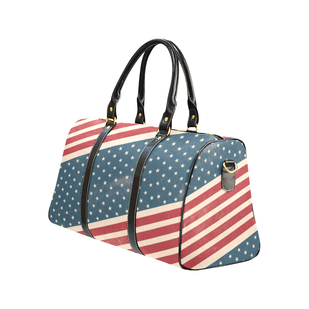 4th July V2 New Waterproof Travel Bag/Large - TeeAmazing