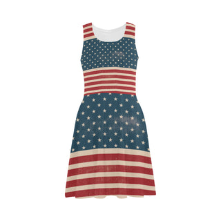 4th July V2 Atalanta Sundress - TeeAmazing