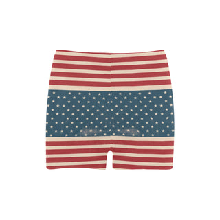 4th July V2 Briseis Skinny Shorts - TeeAmazing