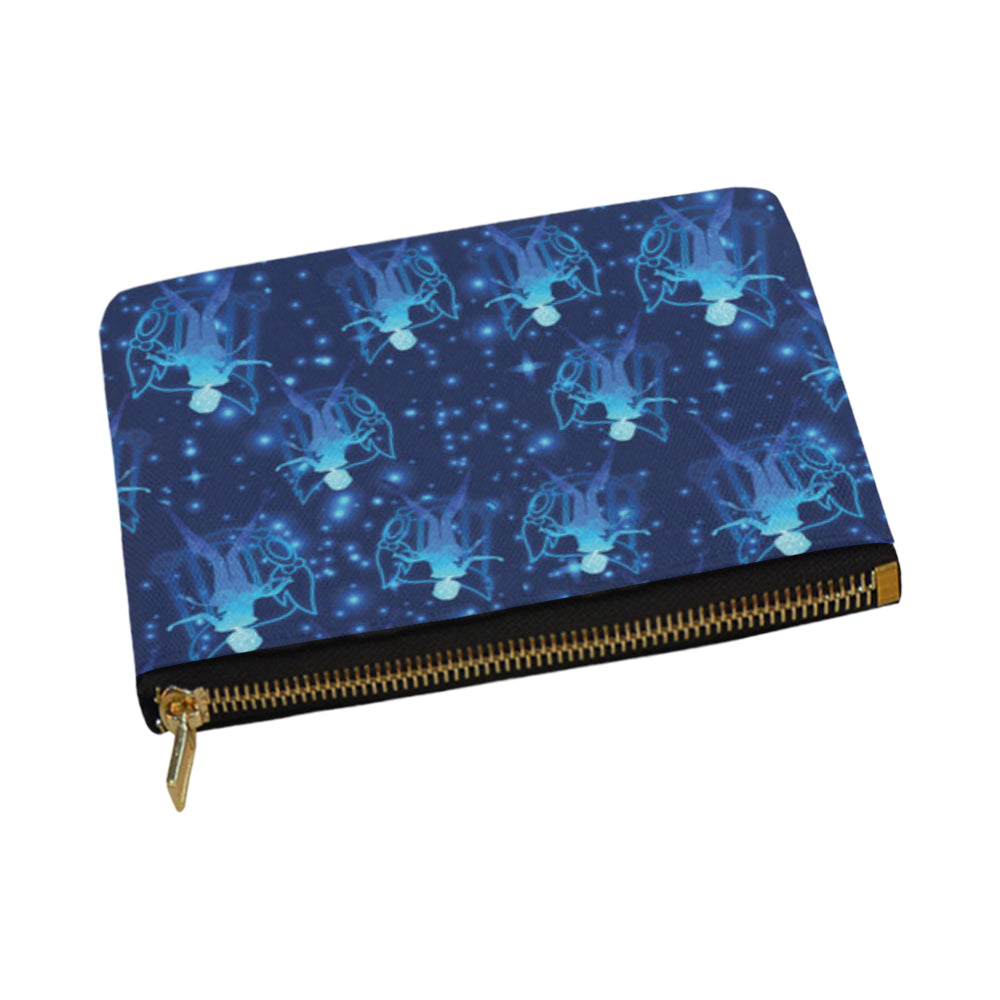 Sailor Mercury Carry-All Pouch 12.5x8.5 - TeeAmazing