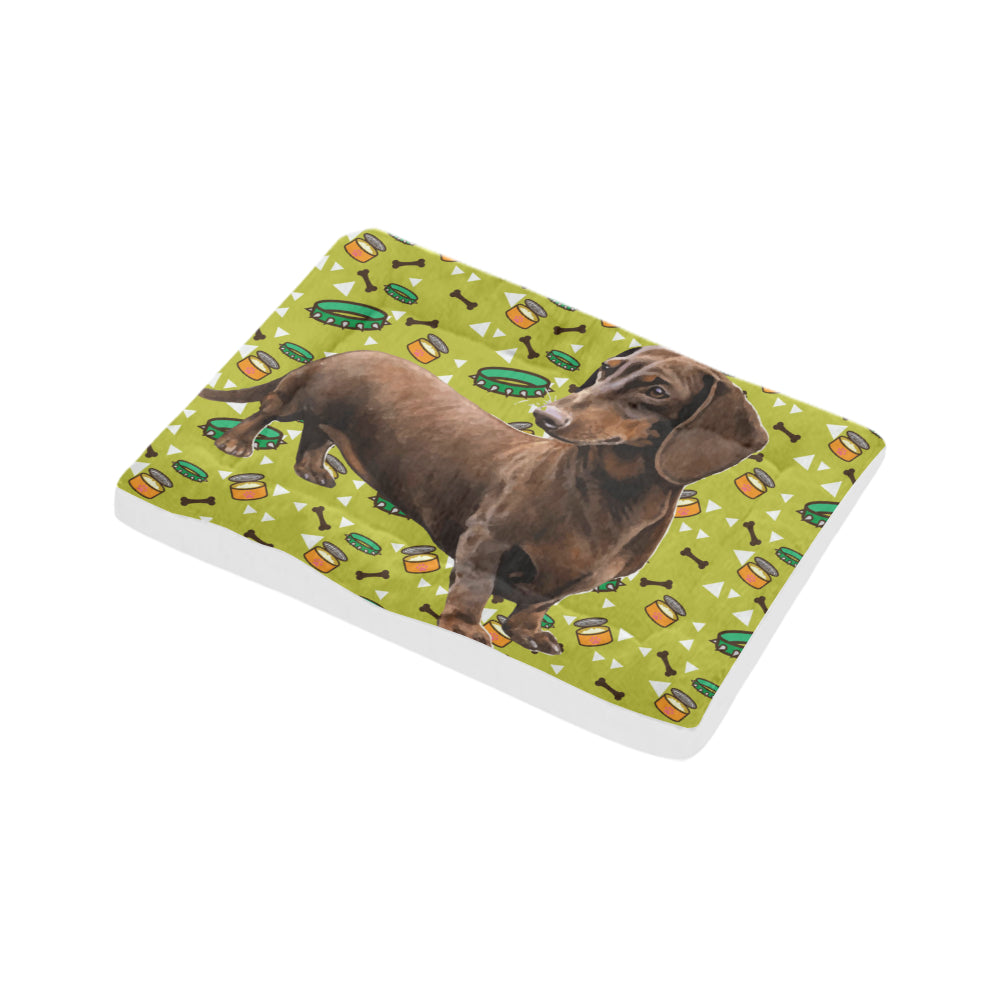 "Dachshund Dog Beds 30""x21"" - TeeAmazing"