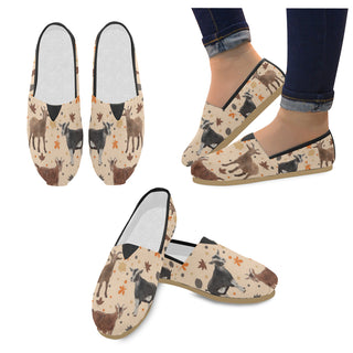 Goat Women's Casual Shoes - TeeAmazing