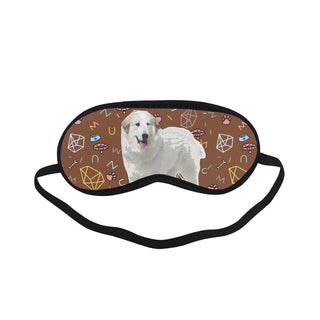 Great Pyrenees Dog Sleeping Mask - TeeAmazing
