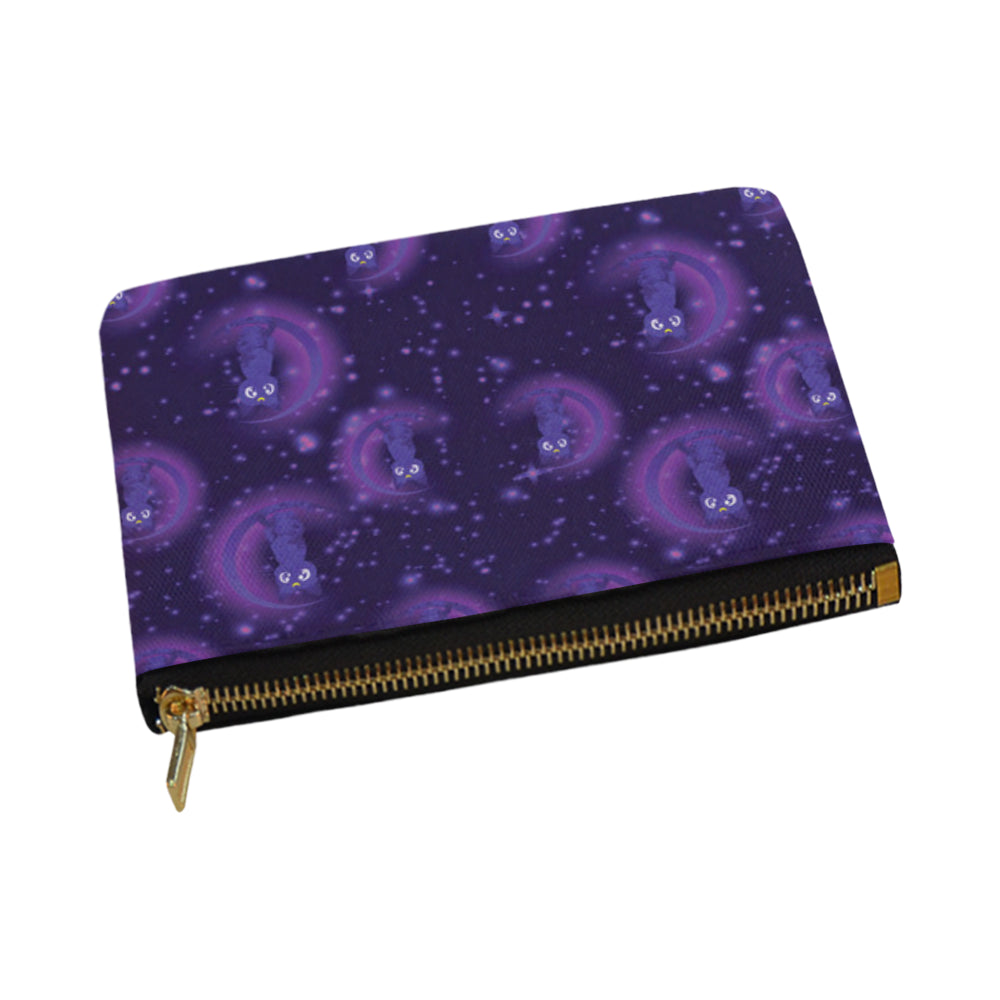 Luna Pattern Carry-All Pouch 12.5x8.5 - TeeAmazing