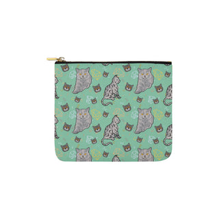 Domestic Shorthair Carry-All Pouch 6x5
