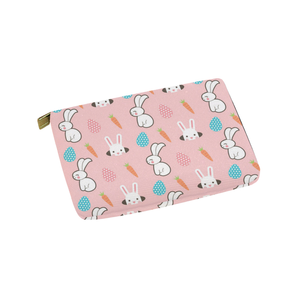 Rabbit Carry-All Pouch 9.5x6 - TeeAmazing