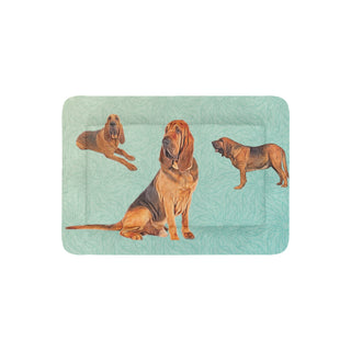"Bloodhound Lover Dog Beds 30""x21"" - TeeAmazing"