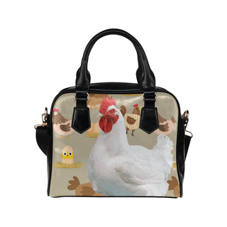 Chicken Lover Shoulder Handbag - TeeAmazing