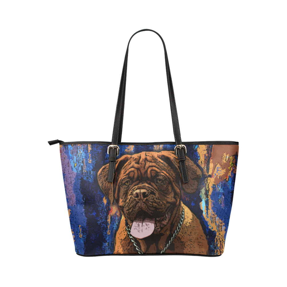 Dogues de Bordeaux Tote Bags - Dogues de Bordeaux Bags - TeeAmazing