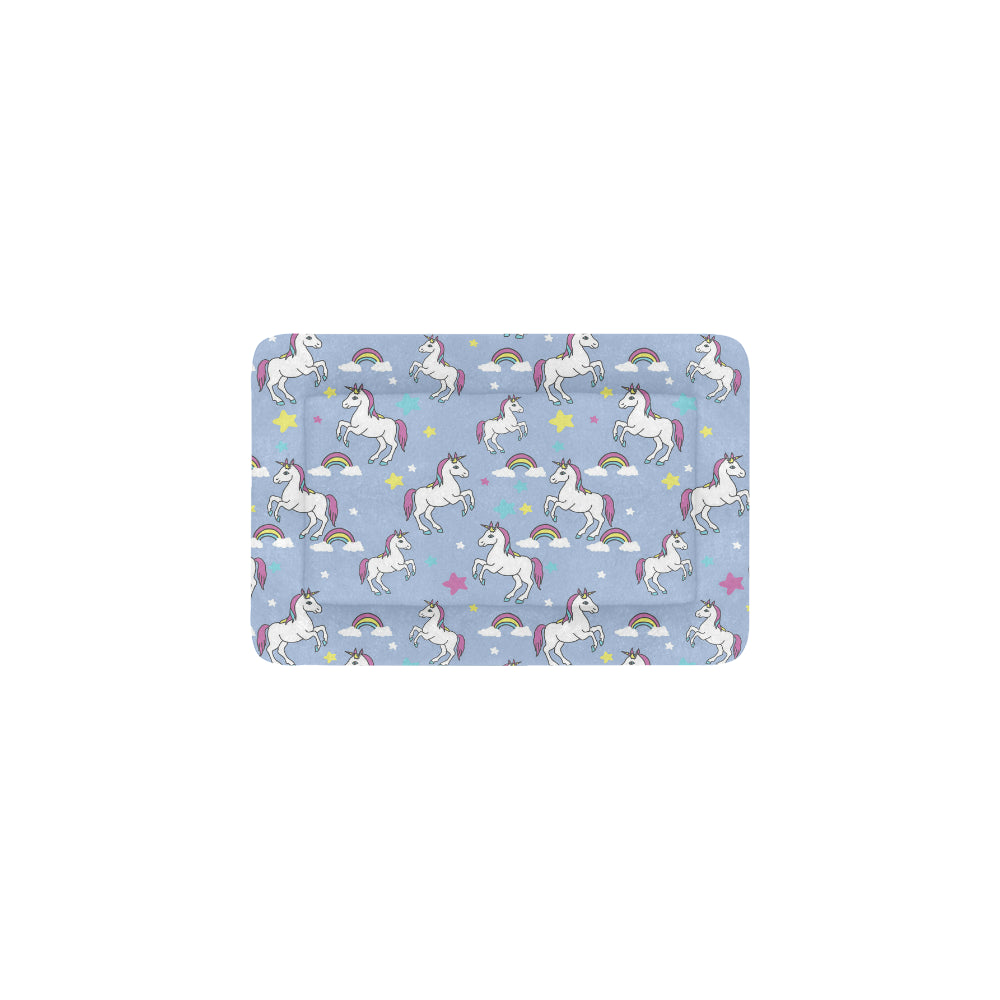 "Unicorn Pattern Pet Beds 18""x12"" - TeeAmazing"