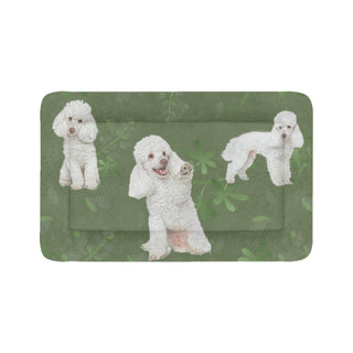 "Poodle Lover Dog Beds 48""x30"" - TeeAmazing"