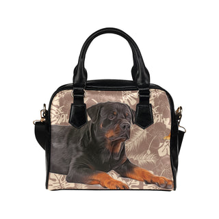 Rottweiler Lover Shoulder Handbag - TeeAmazing