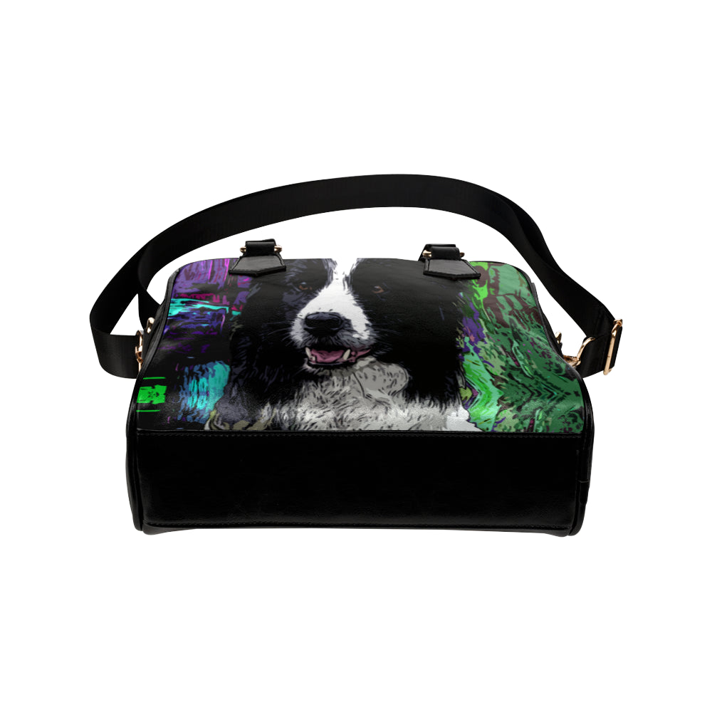 Border Collie Purse & Handbags - Border Collie Bags - TeeAmazing