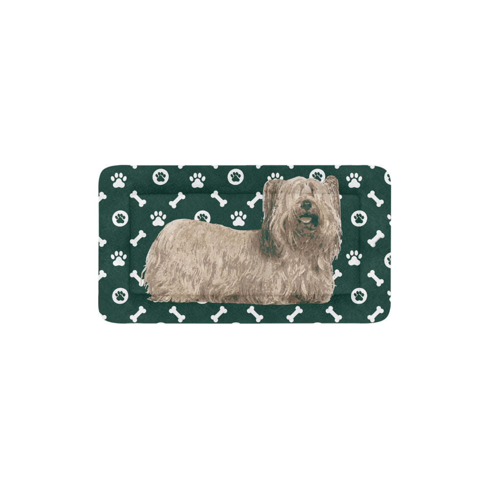 "Skye Terrier Dog Beds 24""x13"" - TeeAmazing"