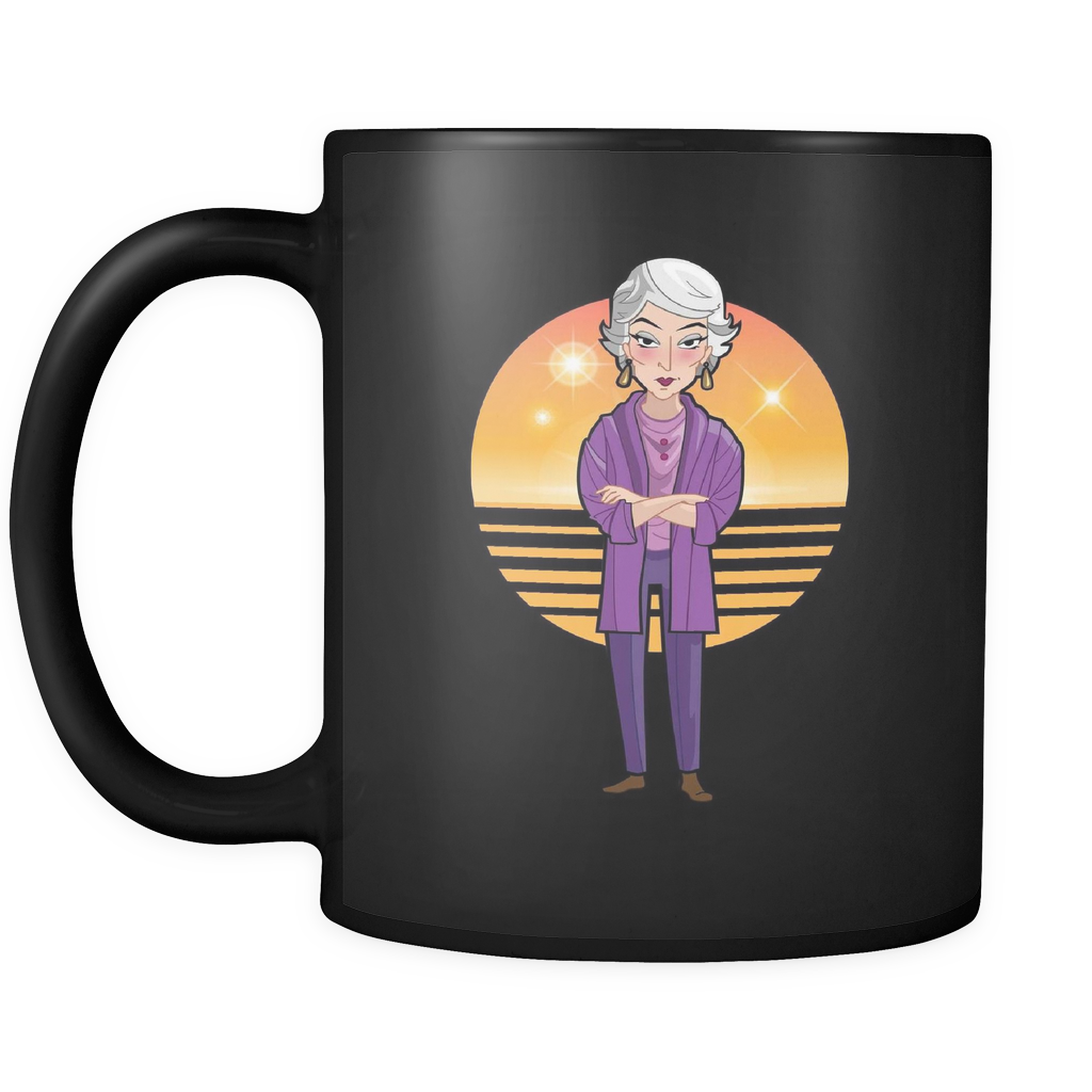 D. Stay Golden Mugs & Coffee Cups - TeeAmazing
