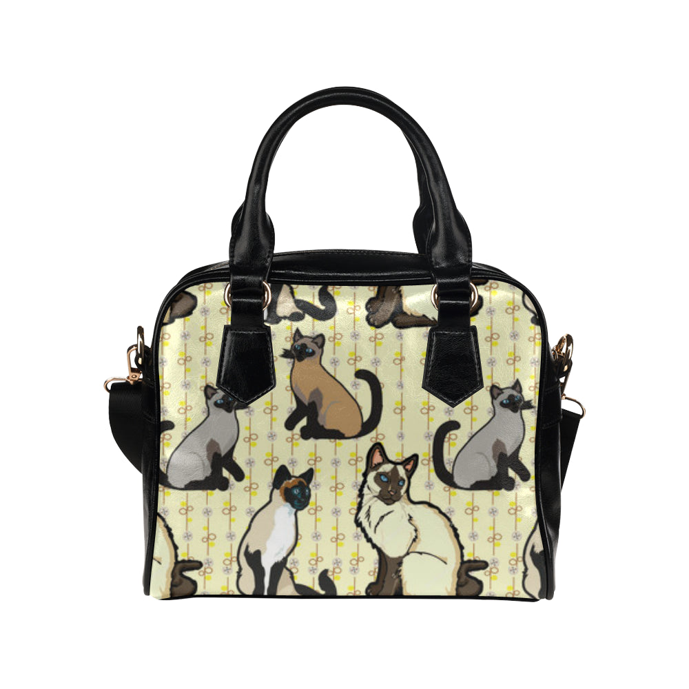 Siamese Shoulder Handbag (Model 1634) - TeeAmazing