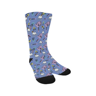 German Shorthaired Pointer Pattern Trouser Socks - TeeAmazing
