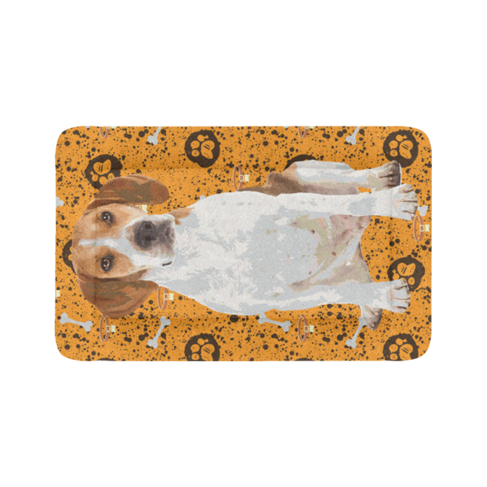 "Coonhound Dog Beds 48""x30"" - TeeAmazing"