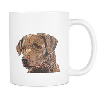 Chesapeake Bay Retriever Dog Mugs & Coffee Cups - Chesapeake Bay Retriever Coffee Mugs - TeeAmazing - 1