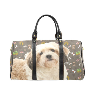 Cavachon Dog New Waterproof Travel Bag/Large - TeeAmazing