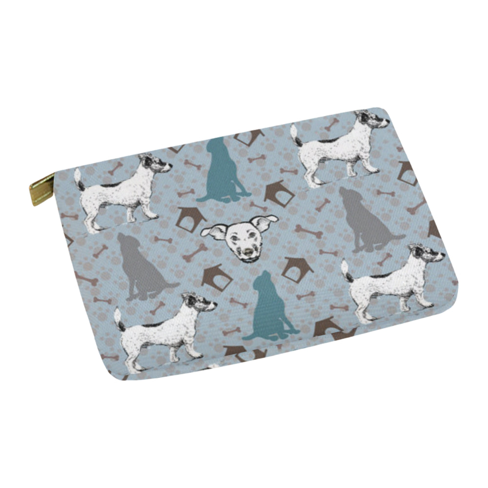 Mongrel Carry-All Pouch 12.5x8.5 - TeeAmazing