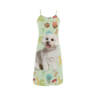 Maltipoo Alcestis Slip Dress - TeeAmazing