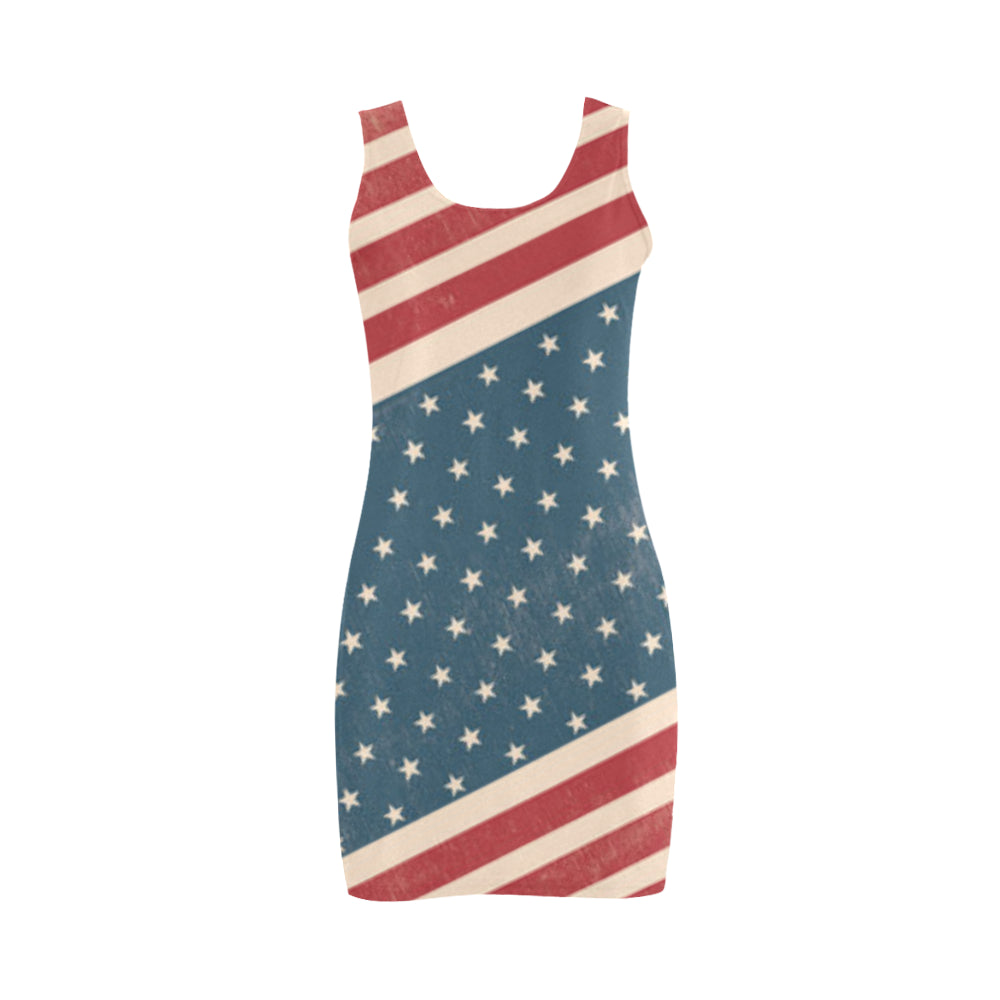 4th July V2 Medea Vest Dress - TeeAmazing
