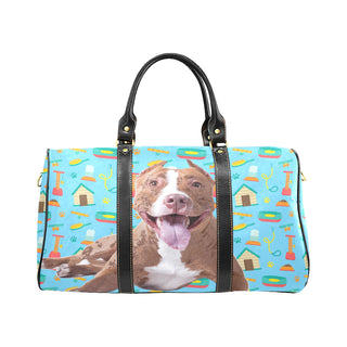 Pit bull New Waterproof Travel Bag/Large - TeeAmazing