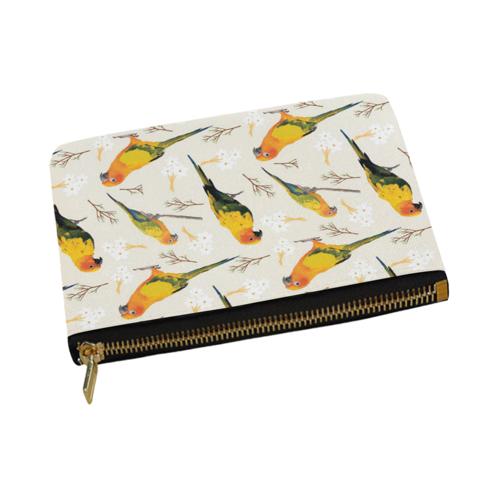 Conures Carry-All Pouch 12.5x8.5 - TeeAmazing