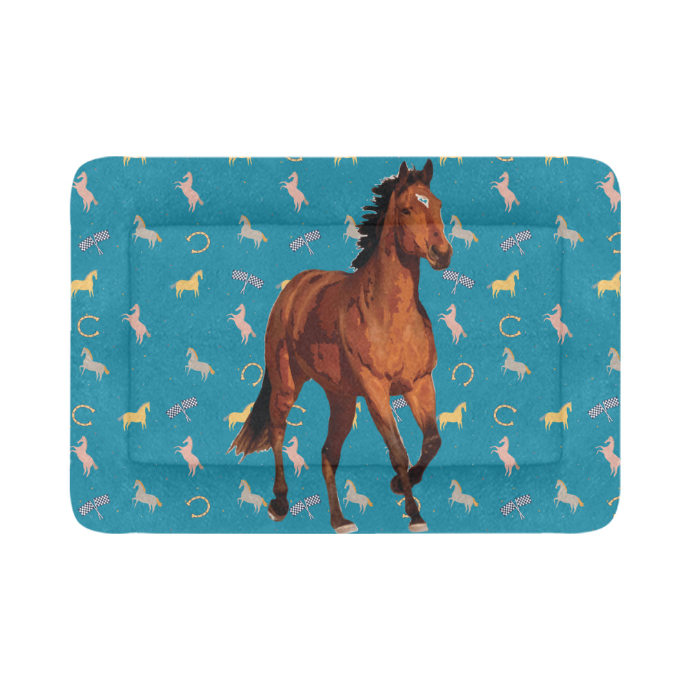 "Horse Pet Beds 54""x37"" - TeeAmazing"