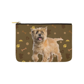 Cairn Terrier Dog Carry-All Pouch 9.5''x6'' - TeeAmazing
