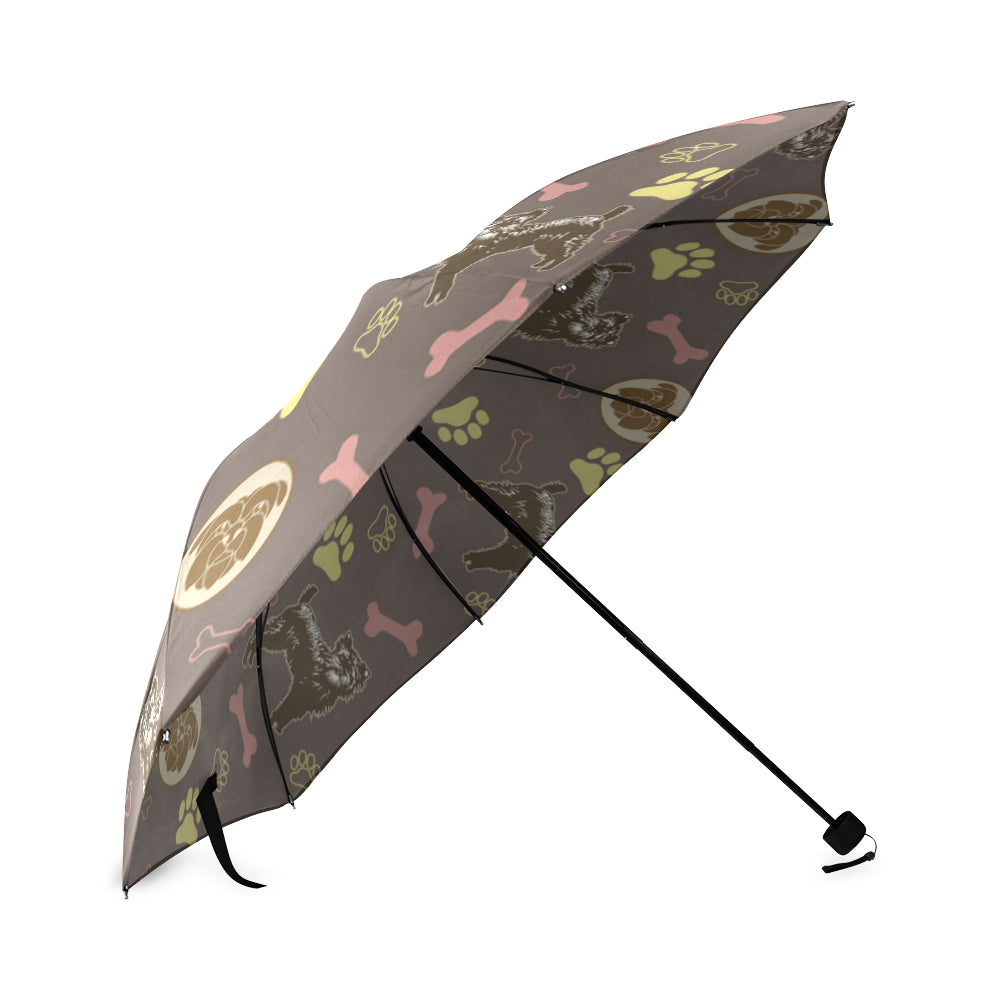 Affenpinschers Pattern Foldable Umbrella - TeeAmazing
