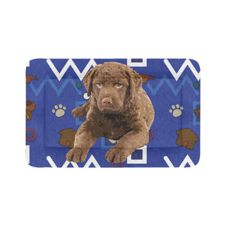 "Chesapeake Bay Retriever Dog Pet Beds 48""x30"" - TeeAmazing"