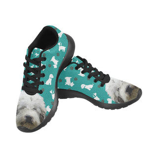 Mioritic Shepherd Dog Black Sneakers Size 13-15 for Men - TeeAmazing