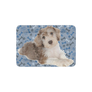 "Schnoodle Dog Dog Beds 30""x21"" - TeeAmazing"