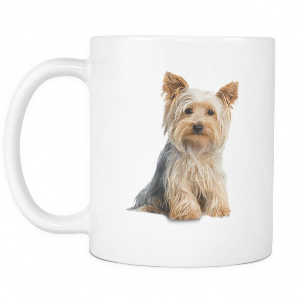 Yorkshire Terrier Dog Mugs & Coffee Cups - Yorkshire Terrier Coffee Mugs - TeeAmazing