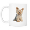 Yorkshire Terrier Dog Mugs & Coffee Cups - Yorkshire Terrier Coffee Mugs - TeeAmazing - 2