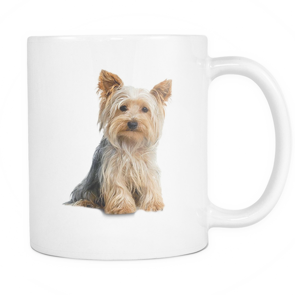 Yorkshire Terrier Dog Mugs & Coffee Cups - Yorkshire Terrier Coffee Mugs - TeeAmazing - 1