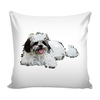 Lhasa Apso Dog Pillow Cover - Lhasa Apso Accessories - TeeAmazing - 1