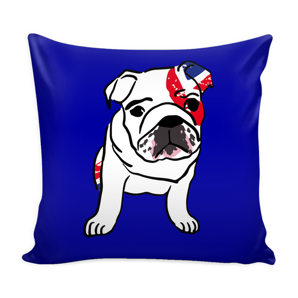 English Bulldog Dog Pillow Cover - English Bulldog Accessories - TeeAmazing