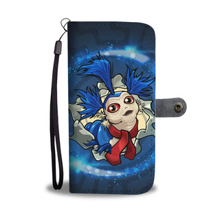 Ello Worm Wallet Phone Case - Labyrinth Phone Case Wallet - TeeAmazing
