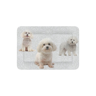 "Bichon Frise Lover Dog Beds 30""x21"" - TeeAmazing"