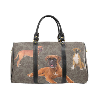 Boxer Lover New Waterproof Travel Bag/Small - TeeAmazing