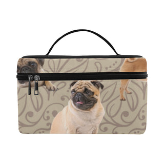 Pug Lover Cosmetic Bag/Large - TeeAmazing
