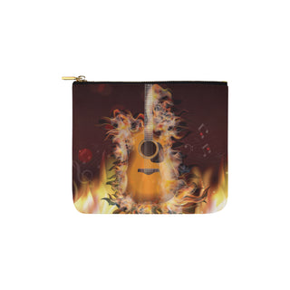 Guitar Lover Carry-All Pouch 6x5