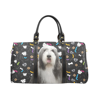 Bearded Collie Dog New Waterproof Travel Bag/Large - TeeAmazing
