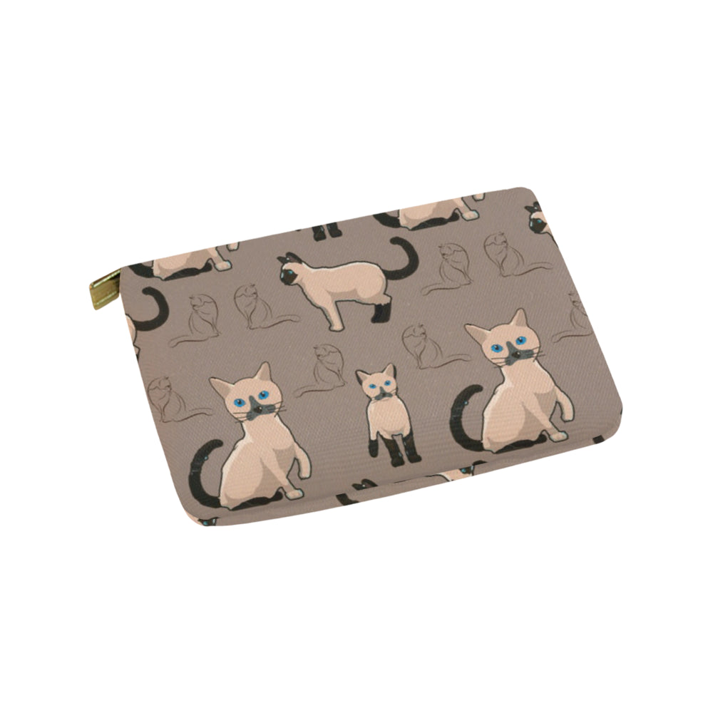 Tonkinese Cat Carry-All Pouch 9.5''x6'' - TeeAmazing