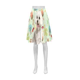 Maltipoo Athena Women's Short Skirt - TeeAmazing